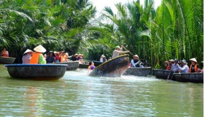 Bay Mau Coconut Forest In Hoi An