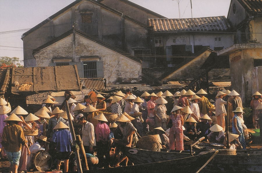 Fish Market in Hoian