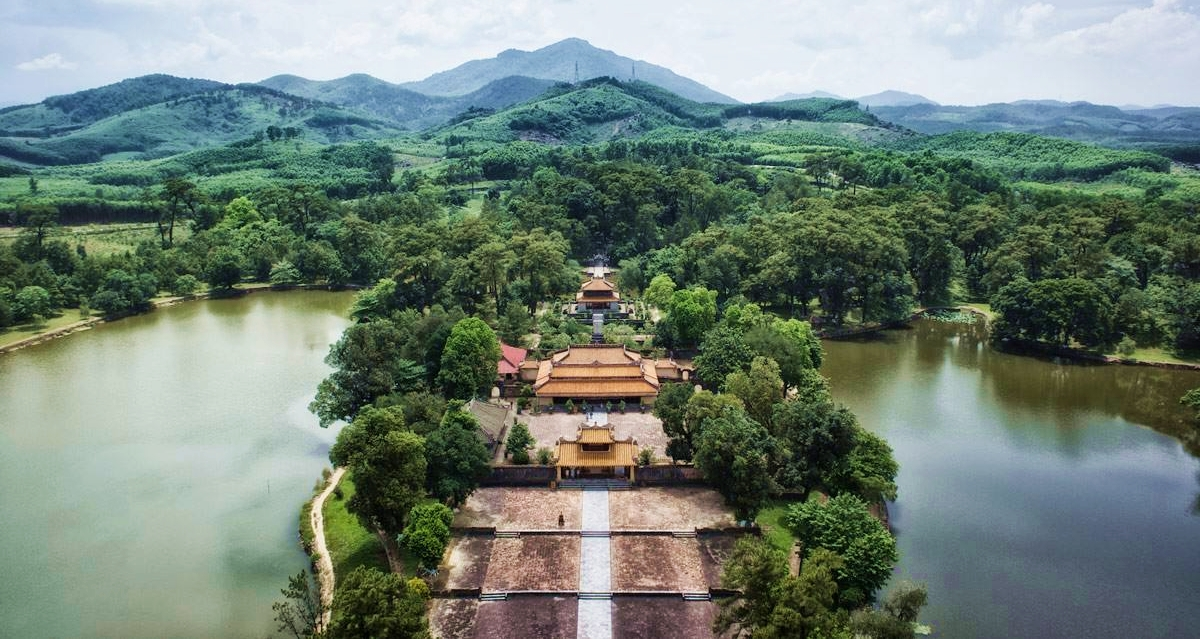 The Majestic Minh Mang Mausoleum
