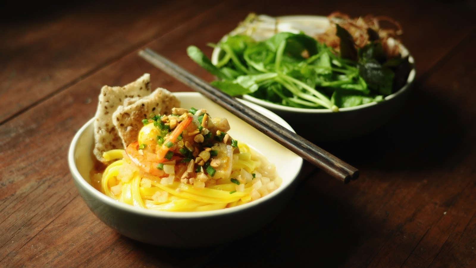 The Traditional Quang Noodles of Da Nang